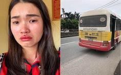 Chụp  xe 'dù' giả xe buýt, nữ hành khách bị đánh chảy máu mũi