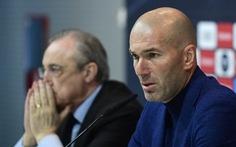 Zidane là huấn luyện viên thứ 11 'đi rồi về' Real Madrid