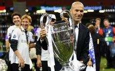 Zidane hưởng lương bao nhiêu khi trở về dẫn dắt Real Madrid?