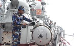 Sĩ quan tàu phóng lôi