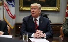 Tổng thống Trump: Không vội trong đàm phán thương mại với Trung Quốc