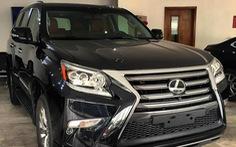 Hàng trăm xe sang Lexus ở Việt Nam bị triệu hồi để sửa lỗi túi khí