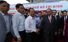 Thủ tướng Nguyễn Xuân Phúc chúc người làm báo 'bản lĩnh, sáng tạo'