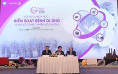 Hội thảo 'kiểm soát bệnh dị ứng trong bối cảnh ô nhiễm môi trường'
