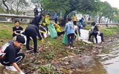 Theo trào lưu Facebook, Huế mở cuộc thi 'thử thách dọn rác'