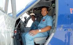 Phi công đầu tiên lái thủy phi cơ DHC-6 về Việt Nam