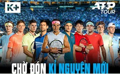 K+ công bố bản quyền phát sóng ATP World Tour