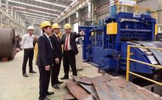 Doanh nghiệp thép Việt vượt khó, mở rộng thị trường ra quốc tế