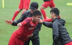 HLV Park Hang Seo loại thêm 5 cầu thủ đội U-23 Việt Nam