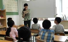 Bộ Giáo dục Nhật hối thúc tăng cường tiếp nhận học sinh nước ngoài
