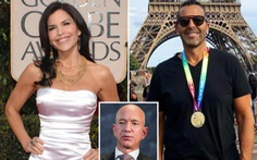 Thông tin ngoại tình của tỉ phú Bezos được bán với giá 4,6 tỉ đồng?