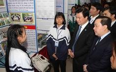 Phụ huynh 'tố' cuộc thi khoa học kỹ thuật, Bộ GD-ĐT nói gì?
