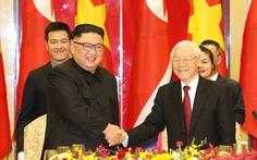 Chia sẻ kinh nghiệm đổi mới  với Triều Tiên