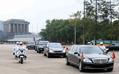 Thi hài Chủ tịch Hồ Chí Minh đang được giữ gìn rất tốt