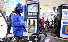 Giá xăng, dầu tăng nhẹ