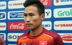 Tiền vệ Triệu Việt Hưng: 'Tuyến giữa của U-23 VN vẫn rất chật chội'