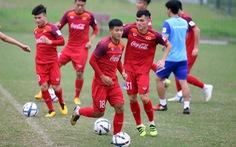 Hàng công tuyển U23 Việt Nam: Vắng Tiến Linh, đã có Đức Chinh