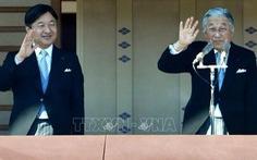 Nhật Bản: Ngày 1/5, Thái tử Naruhito sẽ lên ngôi Nhật Hoàng