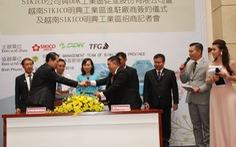 Doanh nghiệp Đài Loan đầu tư 30 triệu USD vào KCN Minh Hưng Sikico