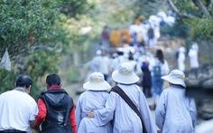 Nhiều khách Việt thuê nguyên chuyến bay hành hương Ấn Độ