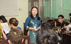 Trăn trở của giảng viên ngành Việt Nam học