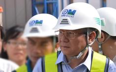 Báo cáo lãnh đạo TP.HCM việc phó Ban quản lý đường sắt đô thị trở lại làm việc