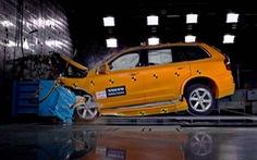 Volvo gắn camera trên xe để giảm tai nạn