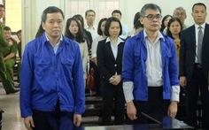 Nhận lãi ngoài từ Oceanbank, hai cựu lãnh đạo Vietsovpetro hầu tòa
