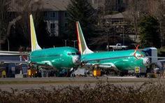 2 máy bay Boeing 737MAX 8 gặp nạn thiếu tính năng kiểm soát an toàn