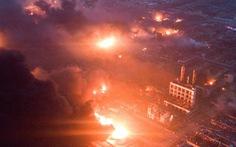 Nổ nhà máy hóa chất ở Trung Quốc, 62 người chết