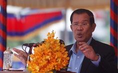 Ông Hun Sen: Campuchia sẽ không để Trung Quốc 'thuộc địa hóa'