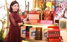 Chiêm ngưỡng Sâm Ngọc Linh tại Hà Nội