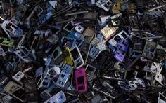 Trung Quốc có thể thu khoảng 24 tỉ USD từ rác thải điện tử