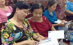 Vận động phụ nữ tham gia bảo hiểm xã hội tự nguyện