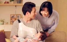 'Vú điện tử' giúp bố cho con bú