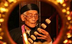 'Đệ nhất danh cầm đàn đáy' Nguyễn Phú Đẹ đã ra đi