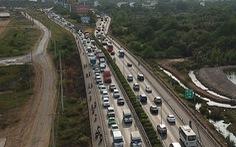 Cao tốc TP.HCM - Long Thành - Dầu Giây: Bao giờ hết kẹt xe 'như cơm bữa'?