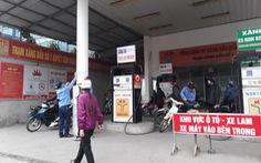 Một số cửa hàng ở Hà Nội dừng bán xăng RON95