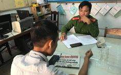 Phóng viên báo Người lao động tại Đà Nẵng bị hành hung