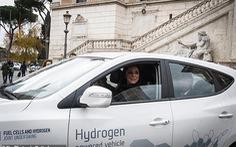 Tạo năng lượng cho xe điện từ nước, CO2