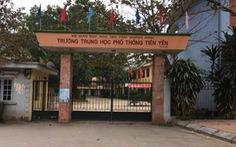 Quảng Ninh thông tin việc gần 600 học sinh Tiên Yên nghỉ học bất thường