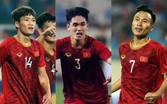 3 chàng 'tân ngự lâm quân' U23 Hoàng Đức, Việt Hưng, Tấn Sinh