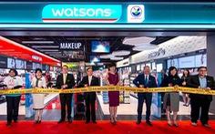 Tập đoàn A.S. Watson mở cửa hàng thứ 15.000 tại Kuala Lumpur