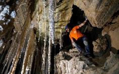 Phát hiện hang động muối dài nhất thế giới