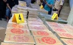 Truy bắt người Đài Loan vận chuyển 900 gói ma túy ở An Sương
