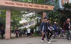 Vụ học sinh Quảng Ninh nghỉ học: Tại sao phụ huynh phản đối?
