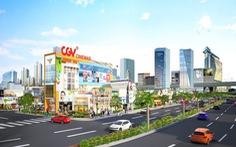 Xuất hiện đô thị thương mại ngay cửa ngõ sân bay Long Thành