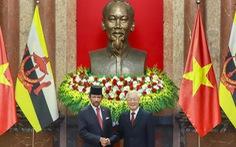 Việt Nam - Brunei thiết lập đối tác toàn diện