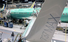 Boeing cập nhật phần mềm chống thất tốc với 3 sửa đổi chính
