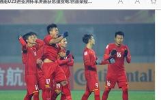 Truyền thông Trung Quốc thán phục thành công của bóng đá Việt Nam